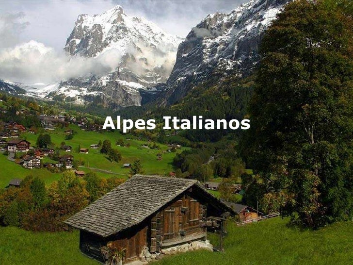 Alpes Italianos