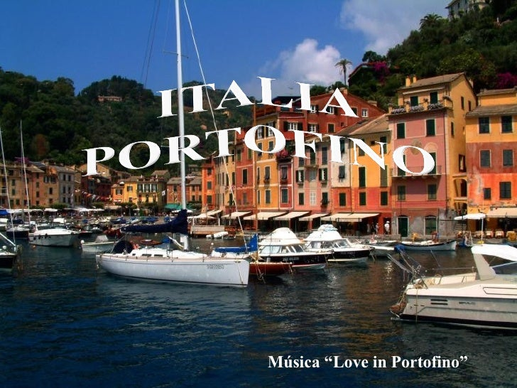 "Música ""Love in Portofino"" -"