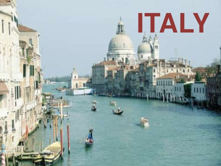 Italia. sonia y pili