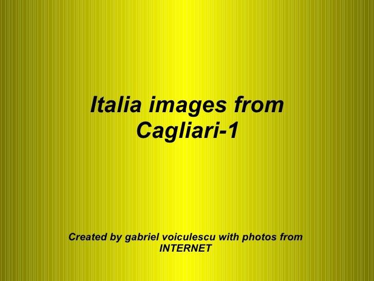 Italia images from cagliari 1