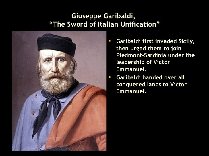 german and italian unification essay Italian unification essay the role of cavour and garibaldi in the making of italy the roman question german unification bismarck compare contrast.