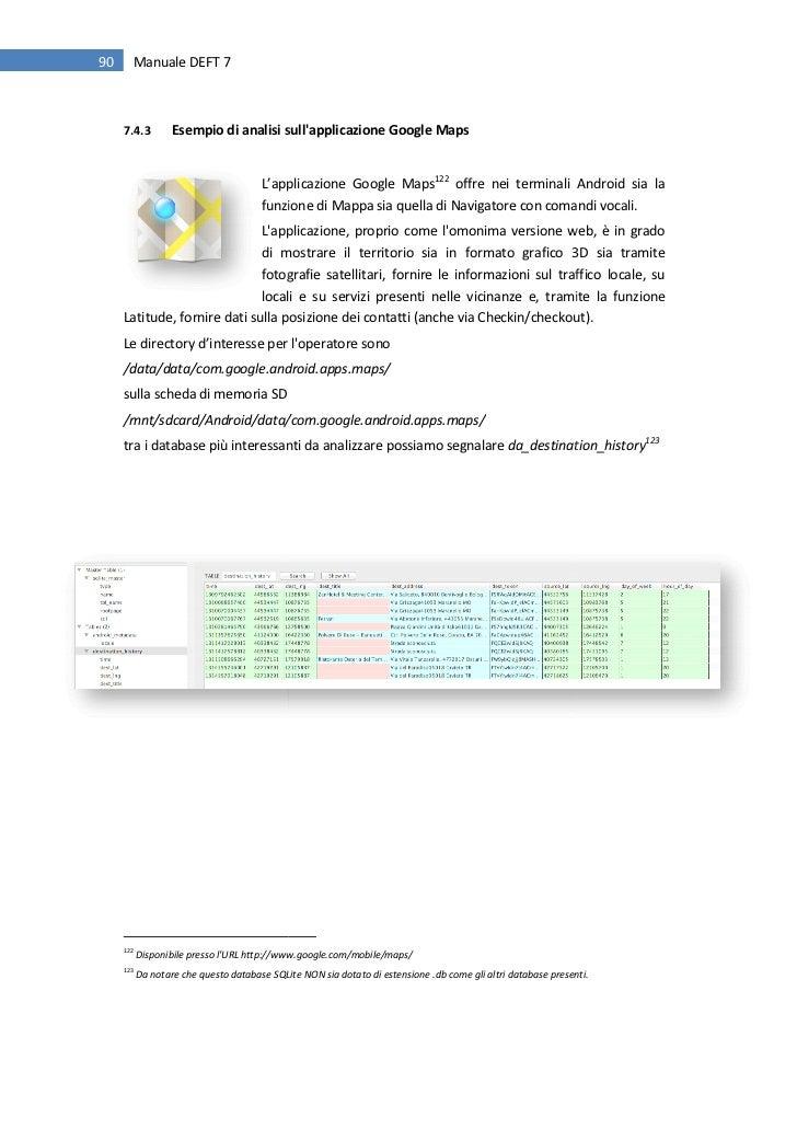 Italian deft 7 manual 290