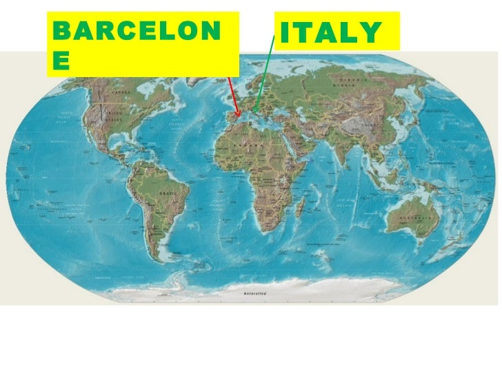 BARCELONE ITALY