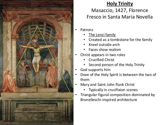 an analysis of the holy trinity We will be doing a historical analysis of the question of trinitarianism and anti the trinity: a historical analysis of the trinity in seventh-day adventism.