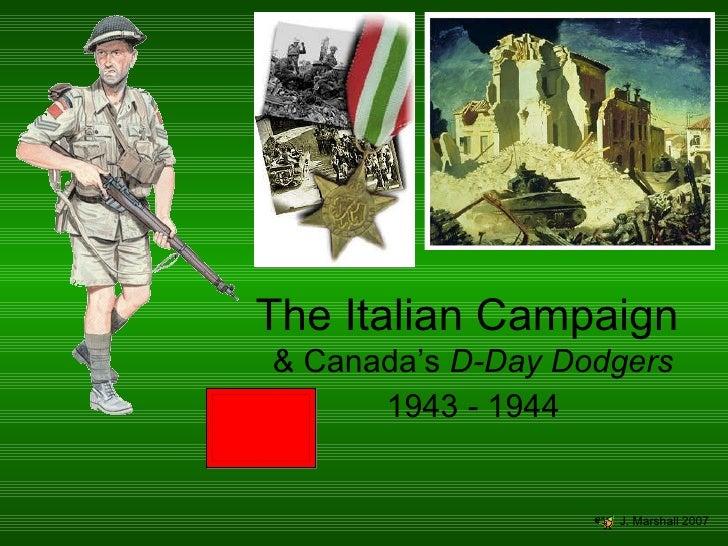Italian Campaign: Canada and the Battle of Ortona