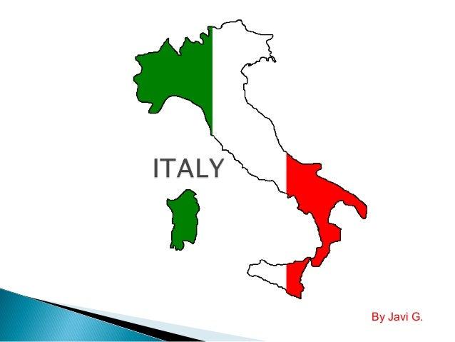 Italy  - Javi G.