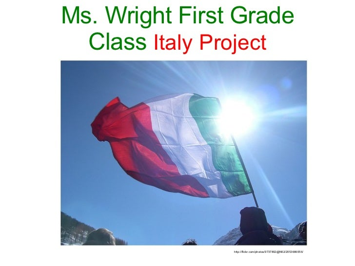 Italy Powerpoint Done