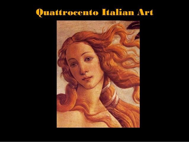 Quattrocento Italian Art
