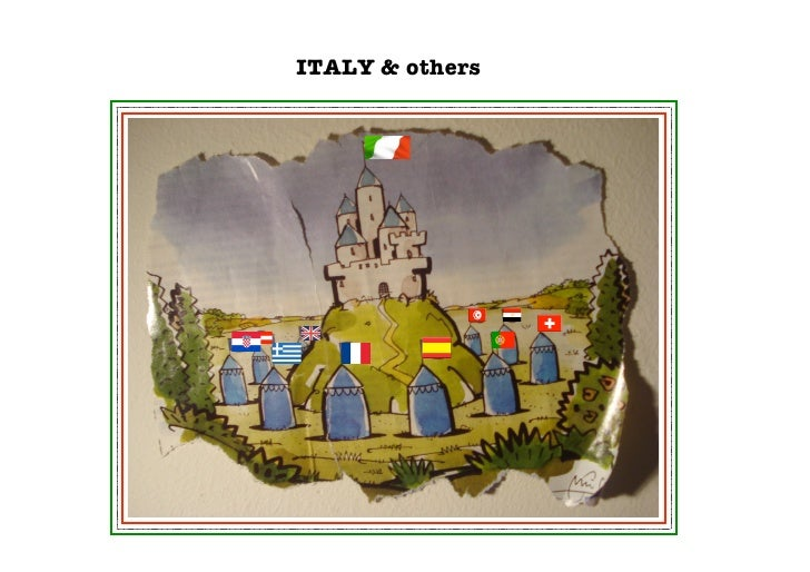 ITALY & others