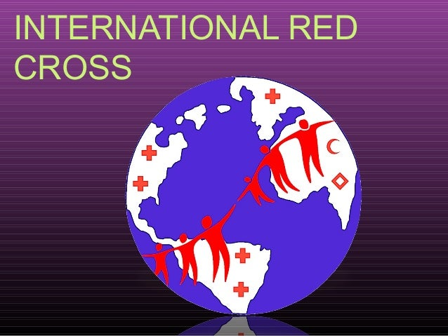 INTERNATIONAL REDCROSS