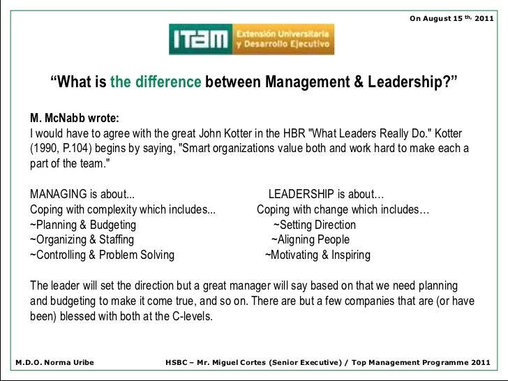 john kotter what leaders really do pdf