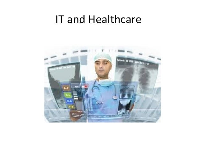 IT and Healthcare