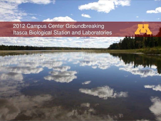 2012 Campus Center Groundbreaking