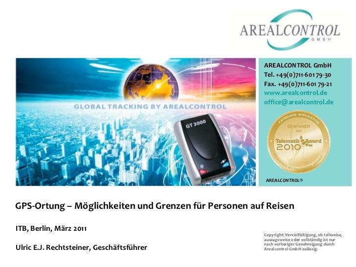 AREALCONTROL GmbH                                                       Tel. +49(0)711-601 79-30                          ...