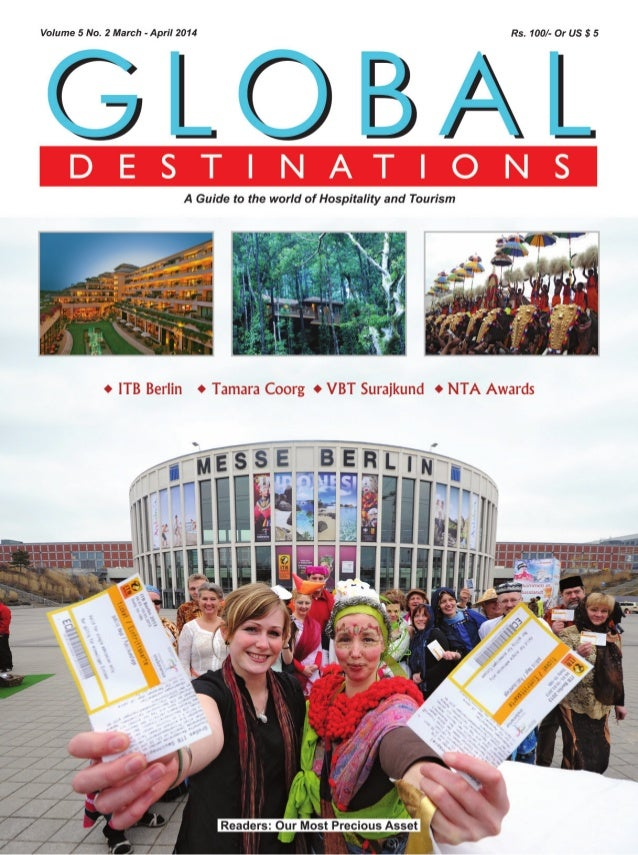 Global Destinations March-April 2014 ITB Berlin