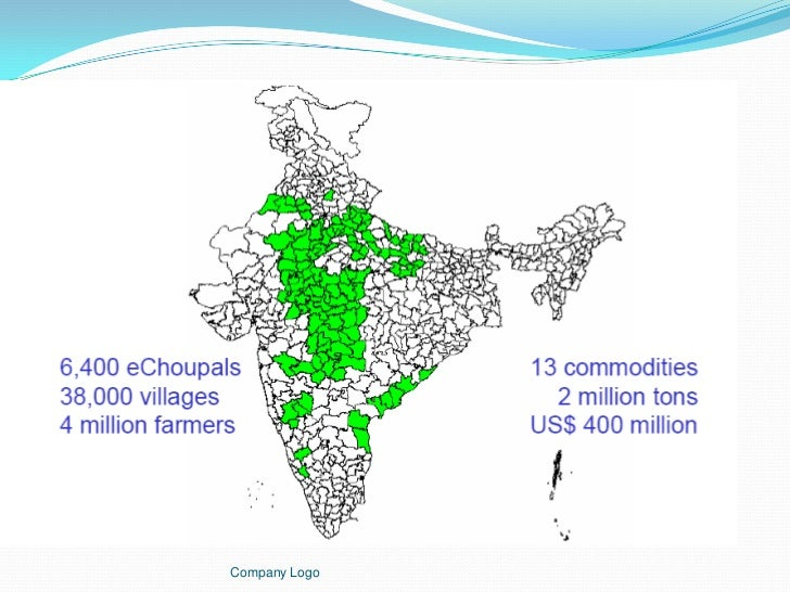 itc e choupal case study E-choupal is an initiative of itc limited, a conglomerate in india, to link directly with rural farmers via the internet for procurement of agricultural and aquaculture products like soybeans, wheat, coffee, and prawns e-choupal tackles the challenges posed by indian agriculture, characterized by fragmented farms, weak infrastructure and the.