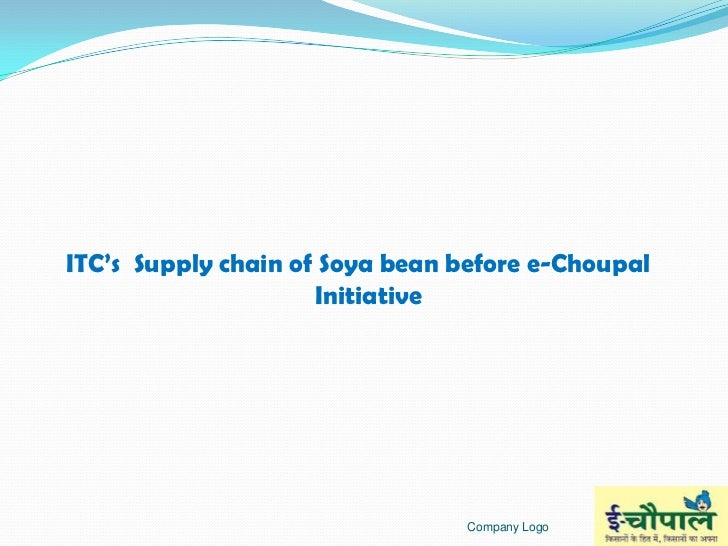 the itc echoupal initiative case analysis The e-choupal initiative case solution, this case is about ethics, leadership, strategy, supply chain, technology publication date: june 06, 2009 product #: uv1977-hcb-eng the agricultural.