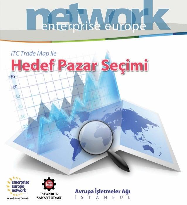 ITC Trade Map ile Hedef Pazar Secimi