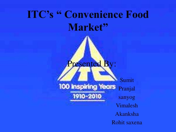 Convenience Foods Market: Global Industry Analysis and Opportunity Assessment 2014 - 2020