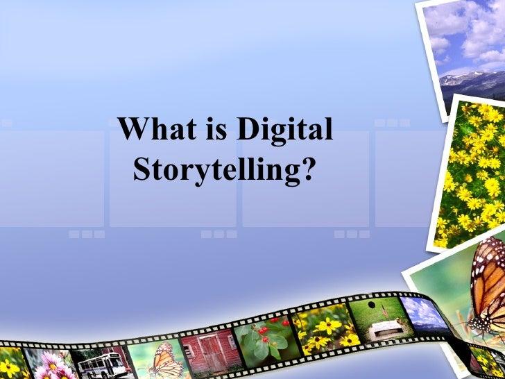 Digital Storytelling With Pinnacle
