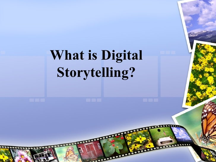 Digital Storytelling With Pinnacle