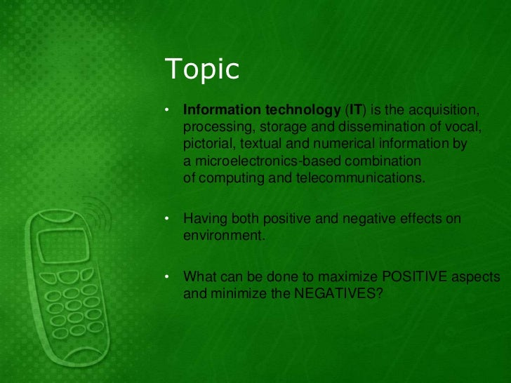 What are negative effects that technology has in school?
