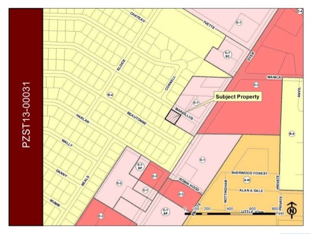 Lot & Dwelling Size / Building Setback  Required (Minimum)  Proposed (Existing)  Lot Area  7,000 sq. ft.  10,000 sq. ft.  ...