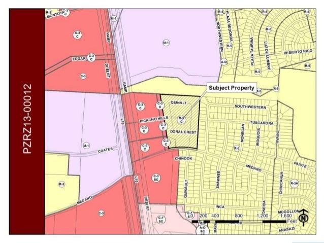 El Paso City Council 06.03.2014 Agenda Item 6.3.1 - 6.3.3