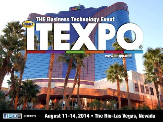 Great Migration: Becoming a Cloud Service Provider ITEXPO Vegas 2014