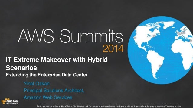 IT Extreme Makeover with Hybrid Scenarios
