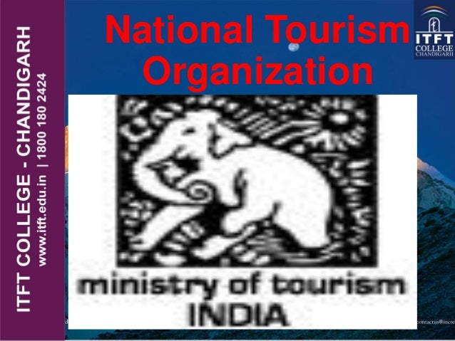 Itft - National Tourism Organization in India