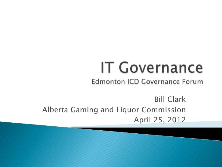 IT Governance for Board Members