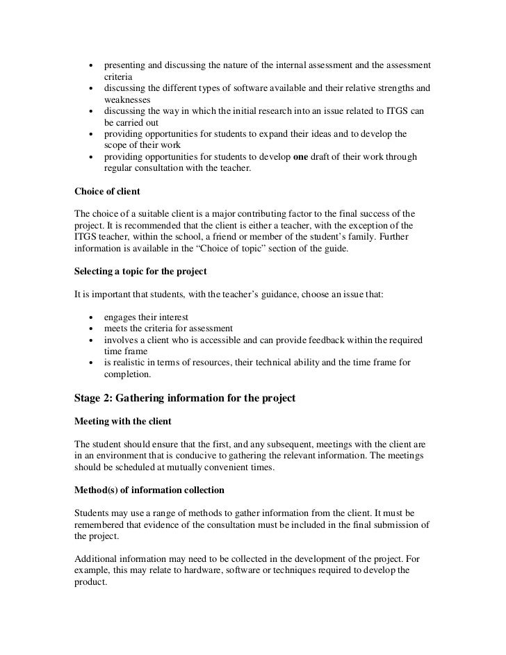 IB ITGS HL: Internal Assessment (IA) Example [Website for Florists]