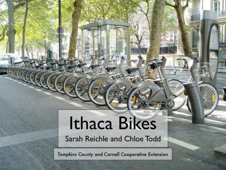 Ithaca Bikes