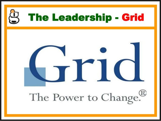 GRID Leadership_02_The Power to Change_Basics
