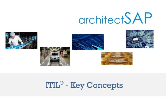 ITIL-Key Approach To Arouse Your Business