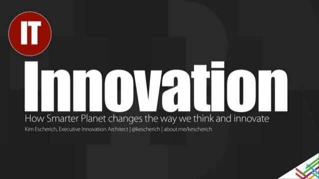 IT innovation, Kim Escherich