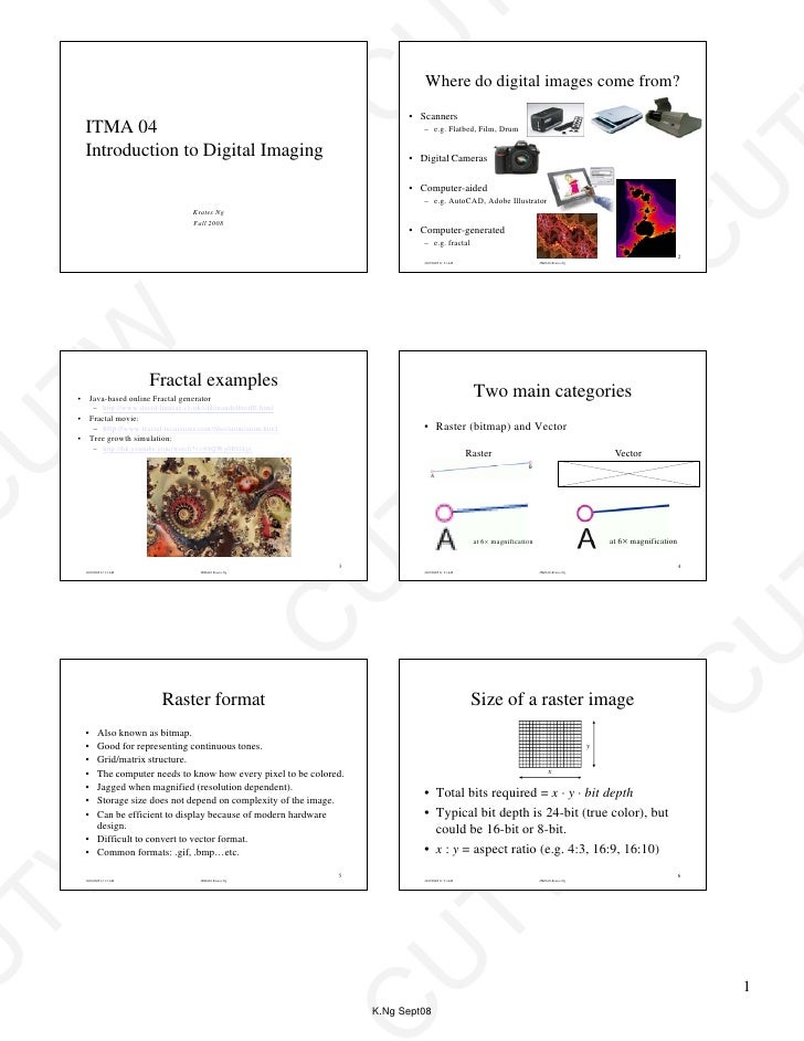 ITMA04 Digital Imaging