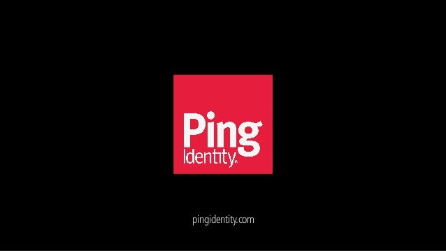 pingidentity.com