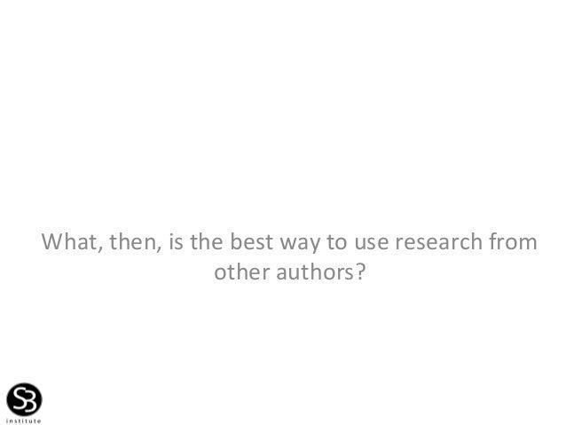 quoting authors essays