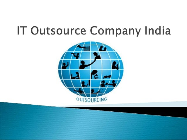 IT outsource company india