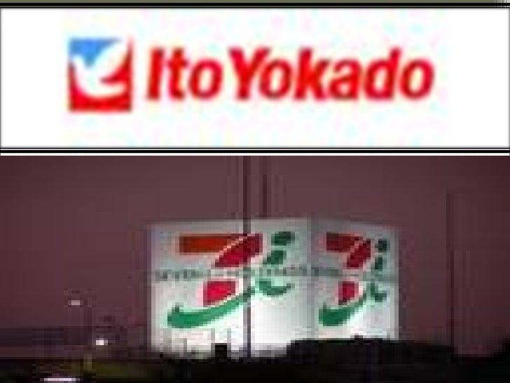 case study of ito yokado Ito-yokado is a japanese general merchandise store, part of seven & i holdings  co as of march 2013, there are 178 ito-yokado stores operating in japan.