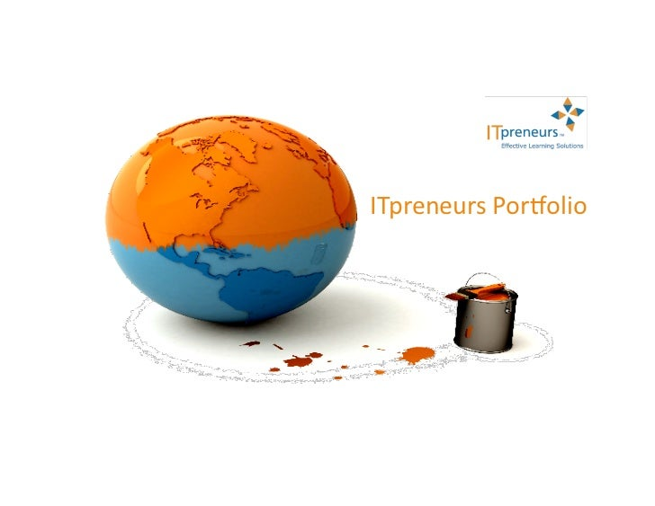 ITpreneurs Overview