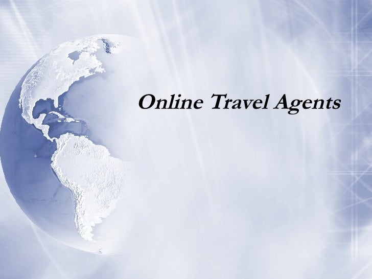 Online Travel Agents