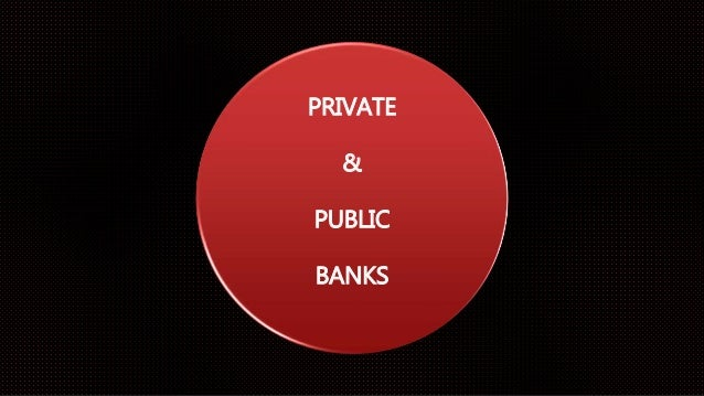"""comparison between public and private banks The summer training project entitled """"comparative study between private sector and public  comparative study of the public  comparison between hdfc bank."""