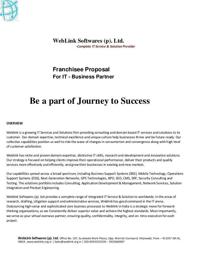 WebLink Softwares (p). Ltd. Office No. 107, Suratwala Mark Plazzo, Opp. Marriot Courtyard, Hinjewadi, Pune – 411057 (M.H),...