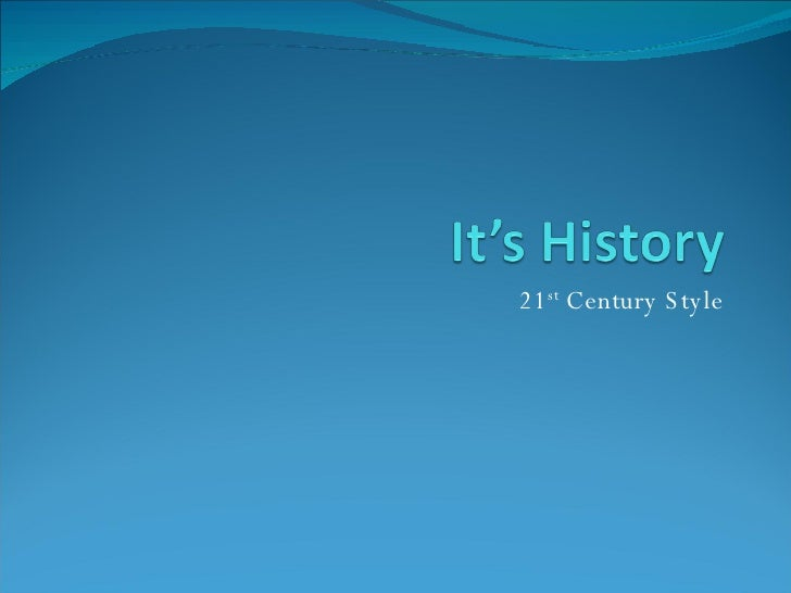 It'S History Necc