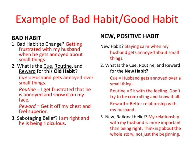 Habit reading essay