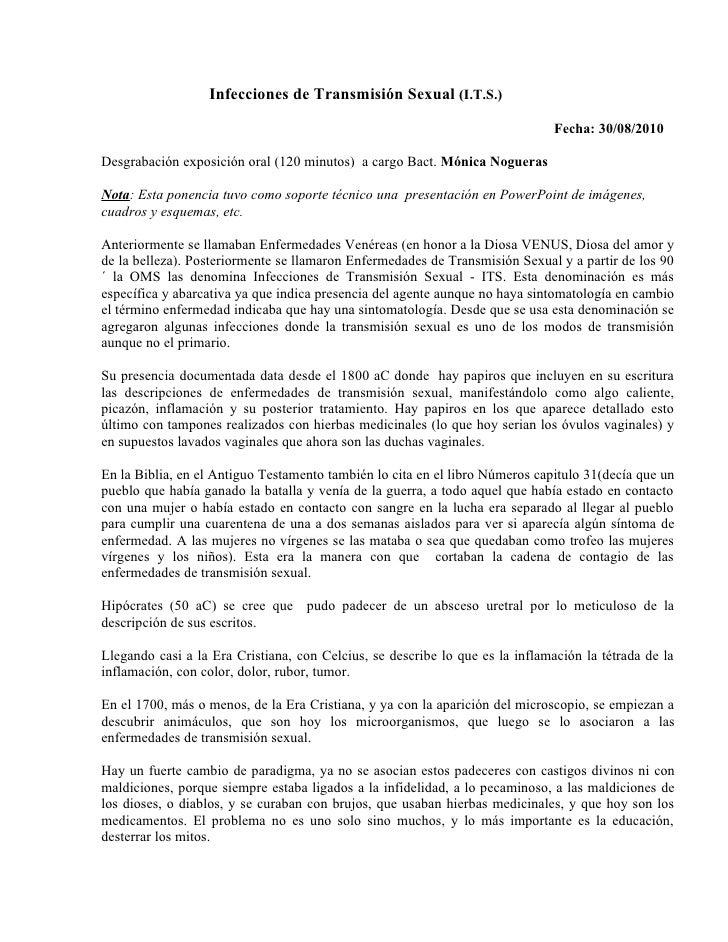 Its Vcs Texto Esposicion Oral  300810