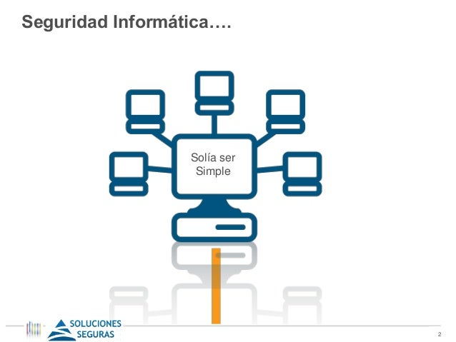 Tips Seguridad Informatica Seguridad Informática 2